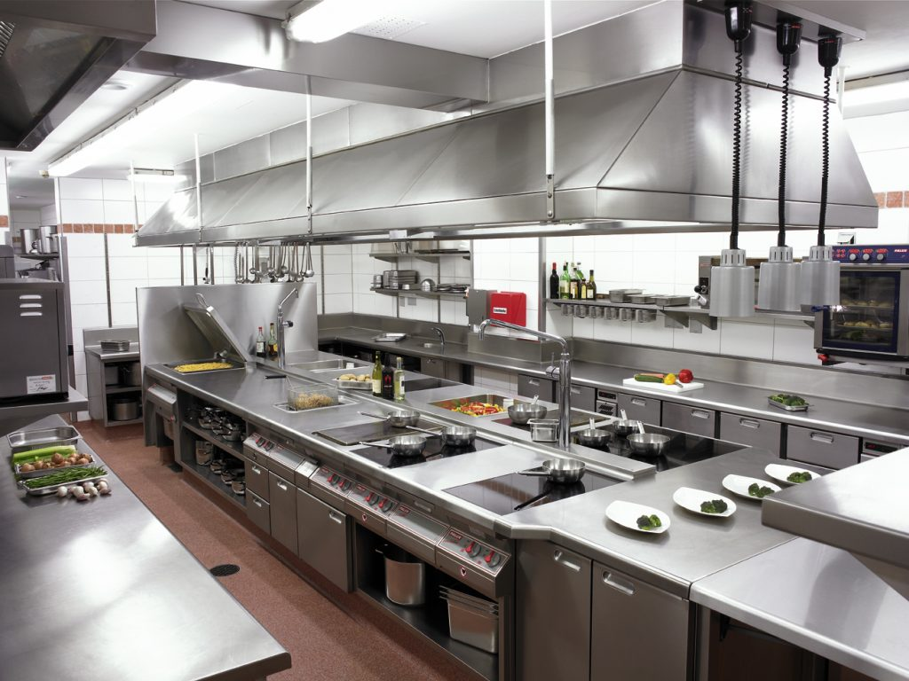 commercial kitchens in homes 4